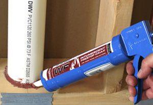 BlazeStop®WF300 Intumescent Firestop Caulk