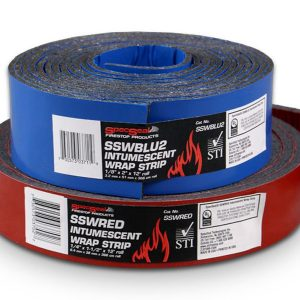 SpecSeal® SSW Intumescent Wrap Strips